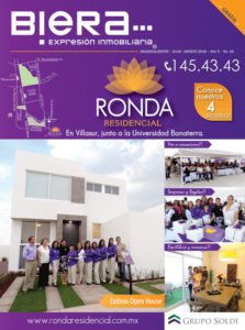 Ronda, casa al sur de Aguascalientes
