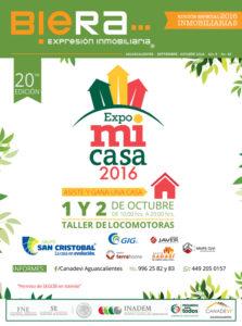 Expo Mi Casa 2016, Canadevi Aguascalientes