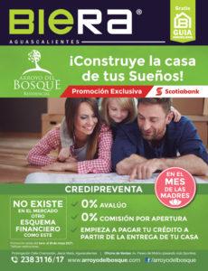 Casa al norte de Aguascalientes. Arroyo del Bosque