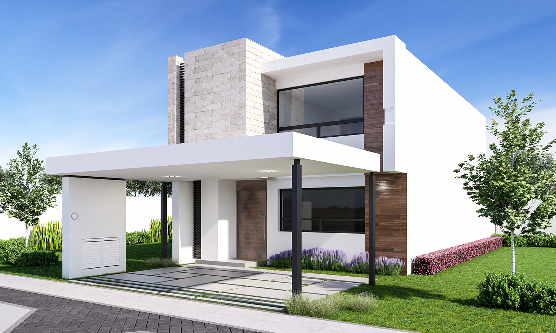 Muralia Residencial Modelo 184