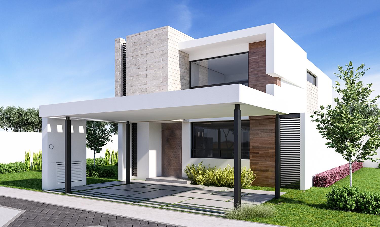 Muralia Residencial Modelo 187
