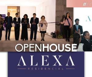 OPEN HOUSE Alexa Residencial